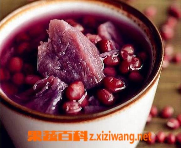 果蔬百科吃红豆的好处 红豆汤功效